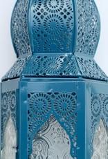 Large Moroccan Motif Lantern