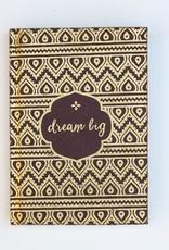 Dream Big Metallic Journal