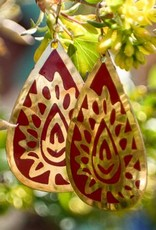 Desert Bloom Hanging Earing