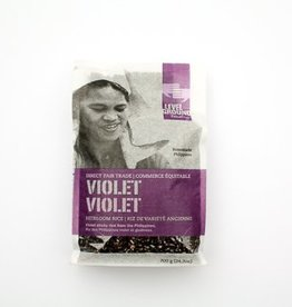 Violet Heirloom Rice