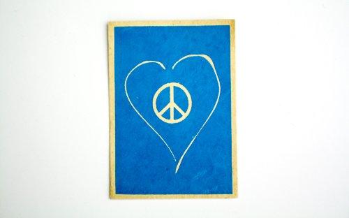 Peace Lover Card