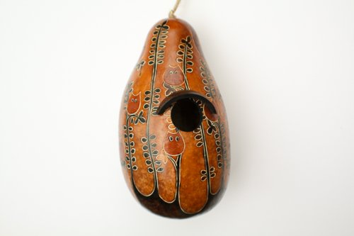 Nature Designs Gourd Birdhouse