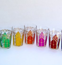 Tamansour Tea Glass