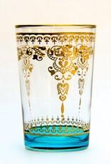 Color Kissed Morjana Tea Glass