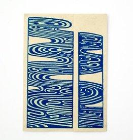Water Series Card