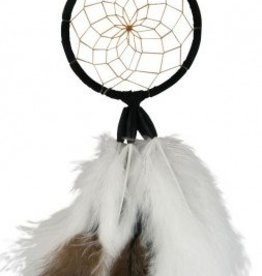 "DC72 3"" Natural Medium Dream catcher"