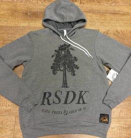 RSDK RSDK Men's Tall Trees Hoodie - Grey
