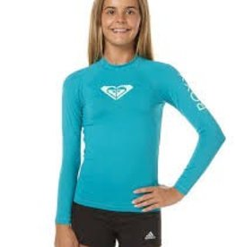Roxy Roxy girls rashguard LS Blue