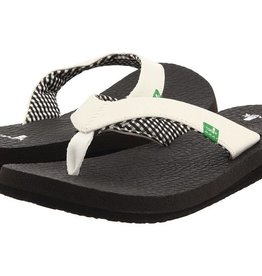 Sanuk Sanuk Ladie's Yoga Mat Sandals - White