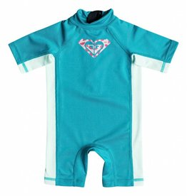 Roxy Roxy Infant 1 piece Rash guard Blue