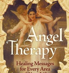 The Angel Therapy Book