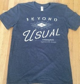 Beyond The Usual Eye Logo Triblend Men's Tee