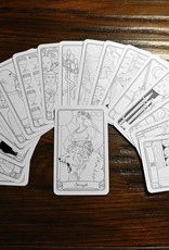 Echo Chernik Color your own Tarot Cards