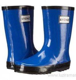 Stonz Boots Stonz Rain Boots - Royal/Black