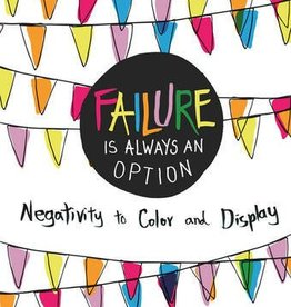 Failure is Always an Option - coloring Book
