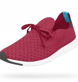 Native Shoes Native Apollo Moc Raspberry Red