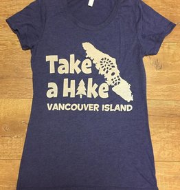 TAHVI TAHVI Women's Triblend T-shirt - Navy Triblend