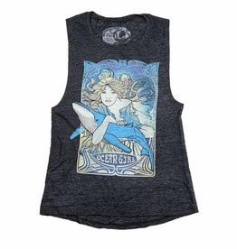 Westcoastees Women's Ocean Girl Tank