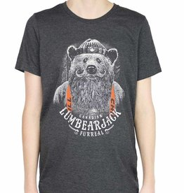 Westcoastees Men's Lumbearjack Tee