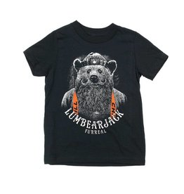 Westcoastees Kid's Lumbearjack Tee