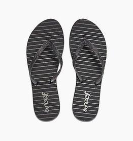 Reef Footwear Women's Stargazer Prints Black/Stripes