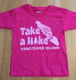 TAHVI TAHVI Youth tees - Pink