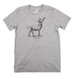 Westcoastees Men's Sorry Deer Tee