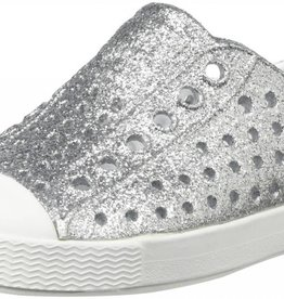 Native Shoes Jefferson Kids - Silver Bling