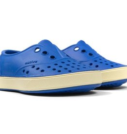 Native Shoes Miller Child - Victoria Blue/Bone White