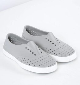 Native Shoes Miller Adult Pigeon Grey/Shell White