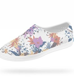 Native Shoes Jericho Adult - Print Shell White/Shell White