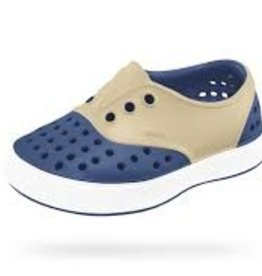 Native Shoes Miller Kids - Regatta Blue/Rocky Block
