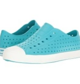 Native Shoes Jefferson Adult - Iris Blue/Shell White