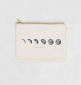 United By Blue MOON CYCLE POUCH GREY O/S