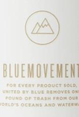 United By Blue AND I MUST GO ENAMEL STEEL MUG BROWN 22oz