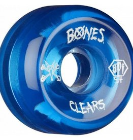 Bones Bones Skatepark Clear Blue 54mm P5