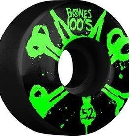 Bones Bones 100's #10 52mm O.G. Formula V4- Blk