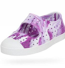 Native Shoes Juniper Child Marble Lavender Purple