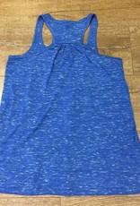 TAHVI TAHVI Ladies Flowy Tank - Blue
