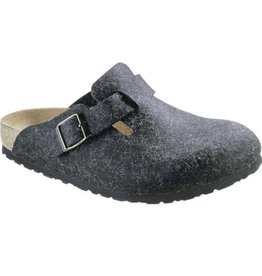 Birkenstock Boston Anthracite felt