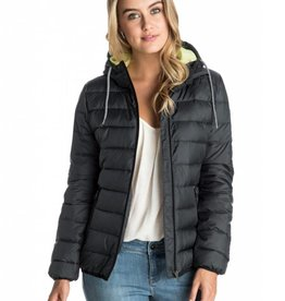 Roxy Roxy Forever Freely Ladies Jacket - Black