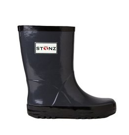 Stonz Boots Stonz Rain Boots - Grey/Black