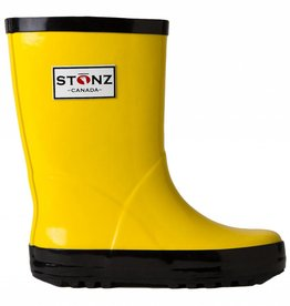 Stonz Boots Stonz Rain Boots - Yellow/Black