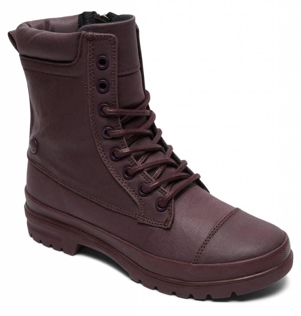 DC Shoe Co. DC Women's Amnesti Boot - Maroon (MAR)