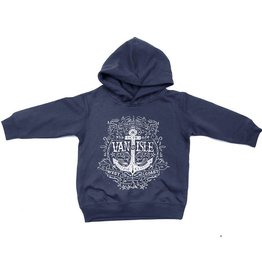 Westcoastees Kid's Island Girl Hoodie