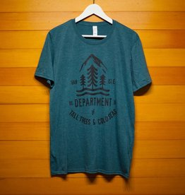 RSDK RSDK Men's Department Tee - Heather Green