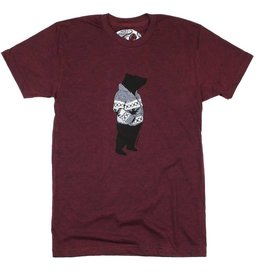 Westcoastees Men's Cowichan Bear Tee