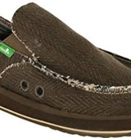 Sanuk Sanuk Men's Hemp - Olive