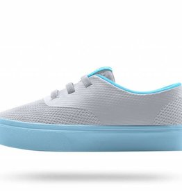 People Footwear Stanley Junior-Skyline Grey/Bambora Blue