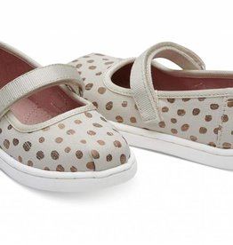 Toms Mary Jane Rose Gold